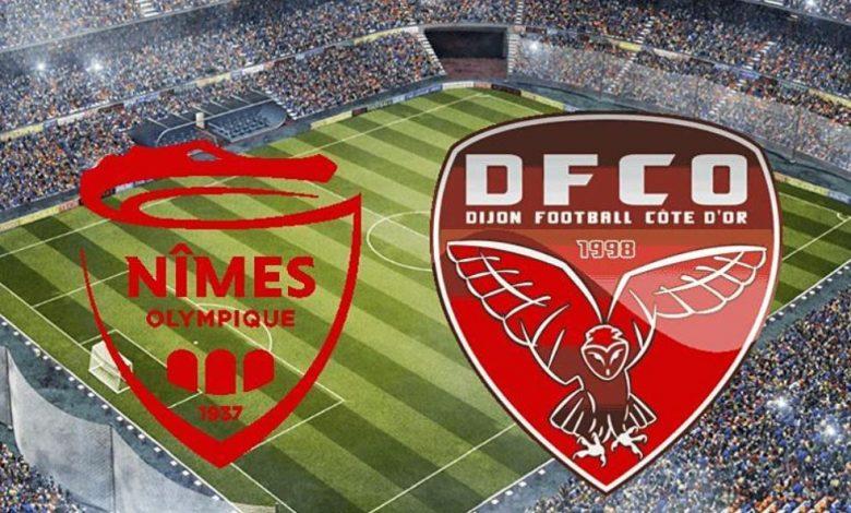 Prediksi Nimes vs Dijon 24 Desember 2020 1