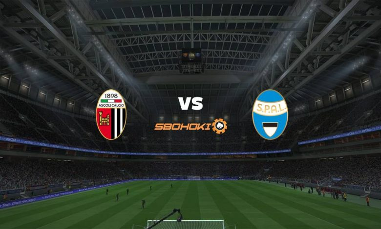 Live Streaming  Ascoli vs Spal 27 Desember 2020 1