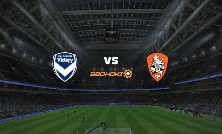 Live Streaming  Melbourne Victory vs Brisbane Roar 2 Januari 2021 1