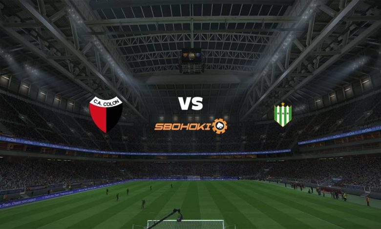 Live Streaming  Colón (Santa Fe) vs Banfield 29 Desember 2020 1