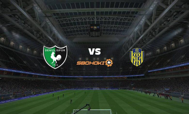 Live Streaming  Denizlispor vs Ankaragucu 27 Desember 2020 1