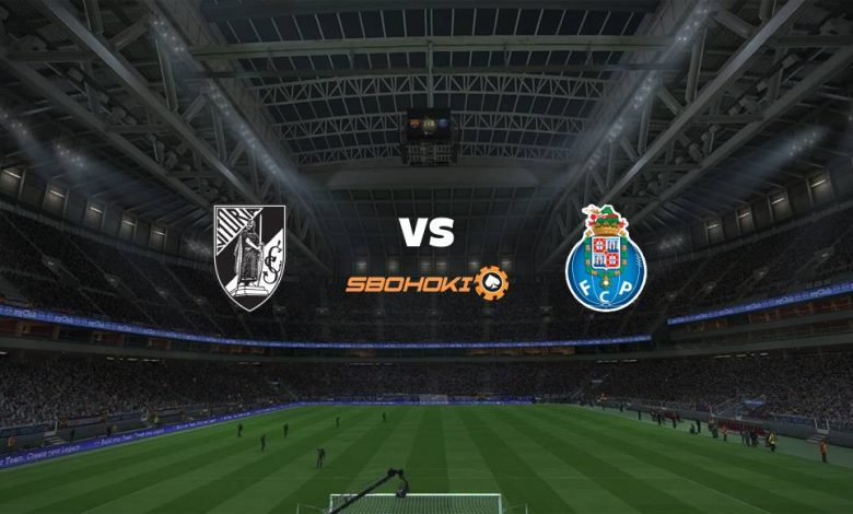 Live Streaming  Guimaraes vs FC Porto 29 Desember 2020 1