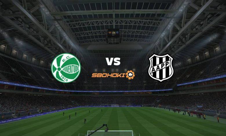 Live Streaming  Juventude vs Ponte Preta 30 Desember 2020 1