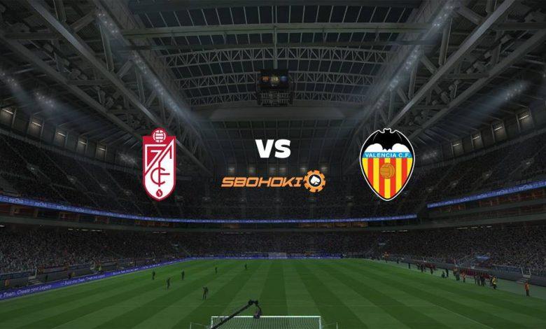 Live Streaming  Granada vs Valencia 30 Desember 2020 1