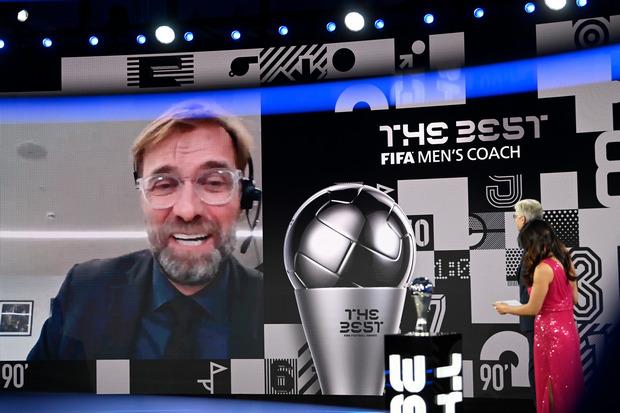 Juergen Klopp Tak Menyangka Dirinya Terpilih Kembali Sebagai Pelatih Terbaik 1