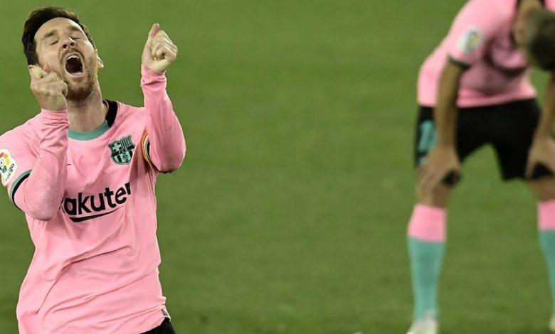 Lionel Messi Dimusuhi dan Bikin Panas Ruang Ganti Barcelona 1