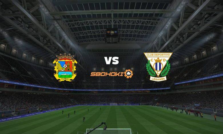 Live Streaming  Fuenlabrada vs Leganés 2 Januari 2021 1