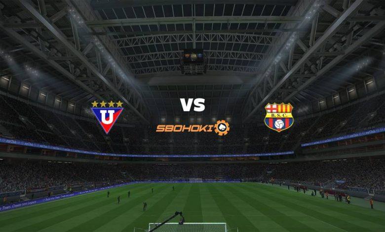 Live Streaming  Liga de Quito vs Barcelona SC 30 Desember 2020 1