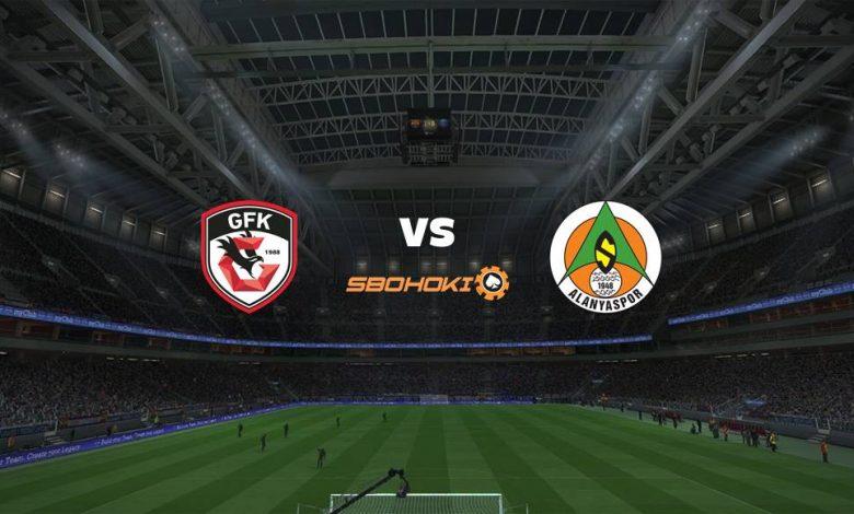 Live Streaming  Gazisehir Gaziantep vs Alanyaspor 27 Desember 2020 1