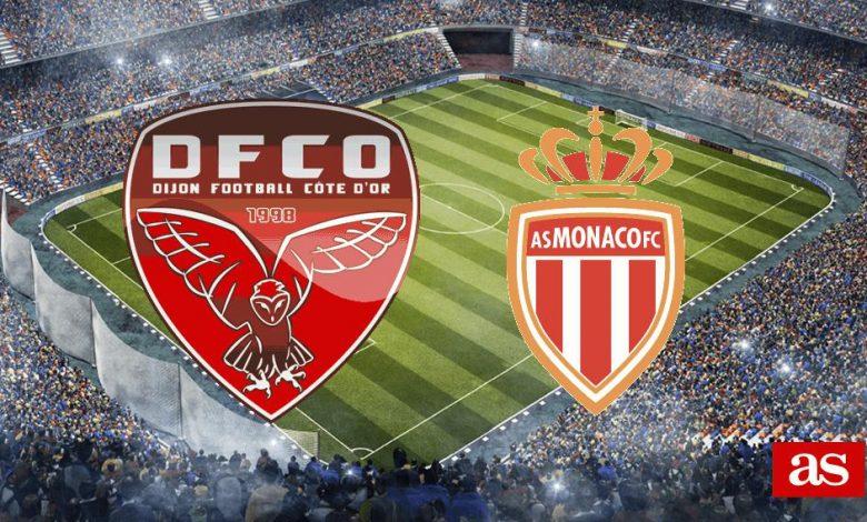 Prediksi Bola Dijon FCO vs AS Monaco 20 Desember 2020 1