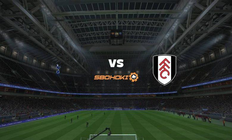 Live Streaming  Tottenham Hotspur vs Fulham 30 Desember 2020 1