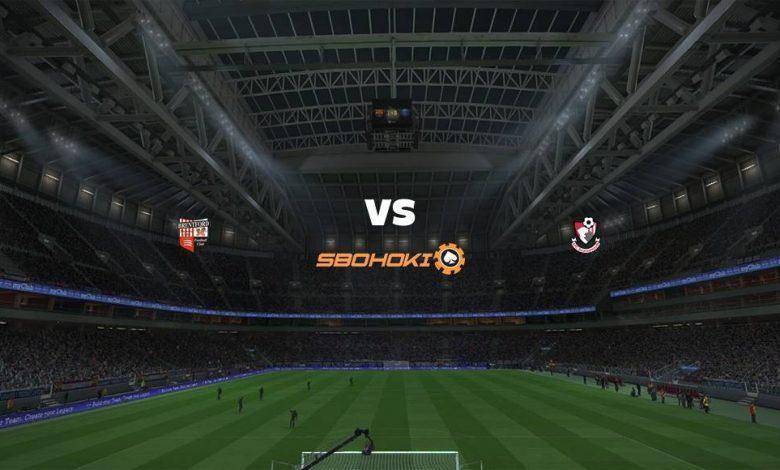 Live Streaming  Brentford vs Bournemouth 30 Desember 2020 1