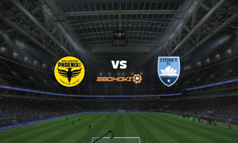 Live Streaming  Wellington Phoenix FC vs Sydney FC 2 Januari 2021 1