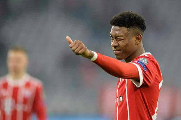 David Alaba Merapat ke Old Trafford 1
