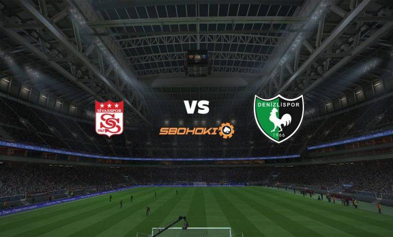 Live Streaming  Sivasspor vs Denizlispor 2 Januari 2021 1