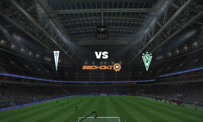 Live Streaming  Universidad Católica vs Santiago Wanderers 30 Desember 2020 1