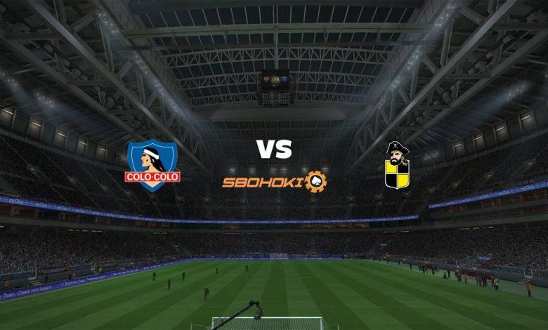 Live Streaming  Colo Colo vs Coquimbo Unido 30 Desember 2020 1