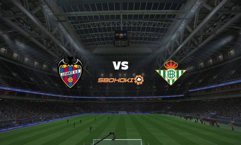 Live Streaming  Levante vs Real Betis 29 Desember 2020 1