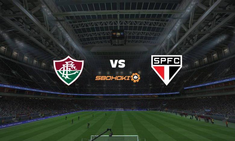 Live Streaming  Fluminense vs São Paulo 27 Desember 2020 1