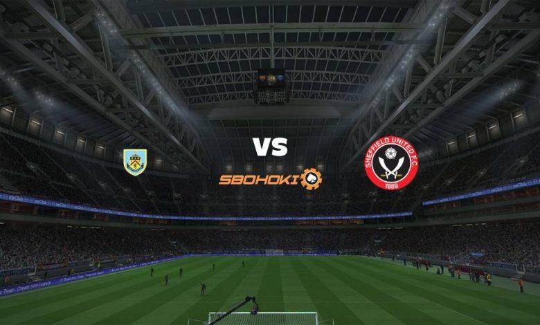 Live Streaming  Burnley vs Sheffield United 29 Desember 2020 1