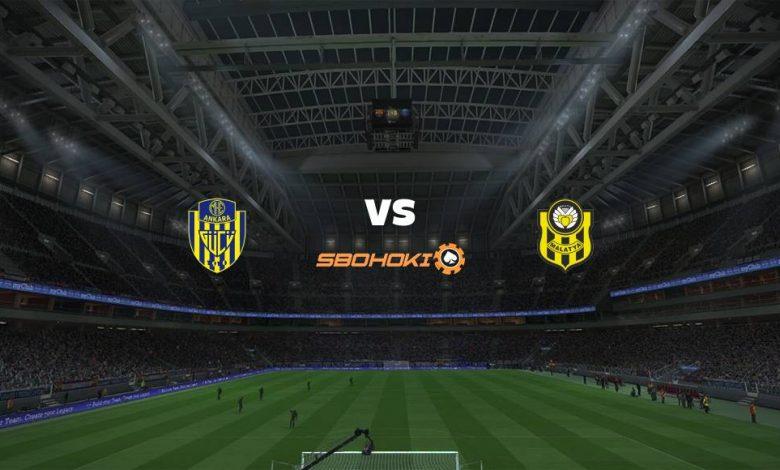 Live Streaming  Ankaragucu vs Yeni Malatyaspor 2 Januari 2021 1
