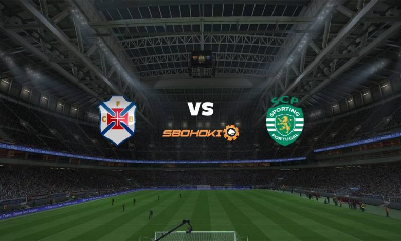 Live Streaming  Belenenses vs Sporting CP 27 Desember 2020 1