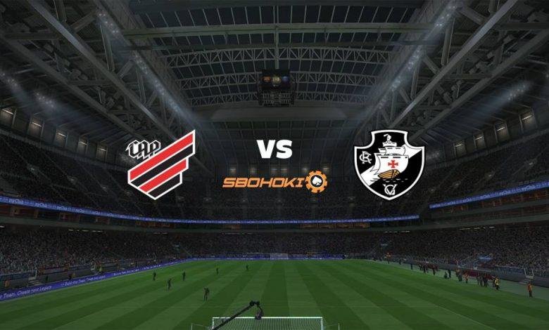 Live Streaming  Athletico-PR vs Vasco da Gama 27 Desember 2020 1