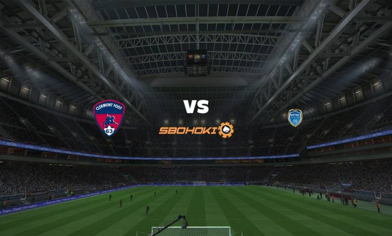 Live Streaming  Clermont Foot vs Troyes 2 Februari 2021 1