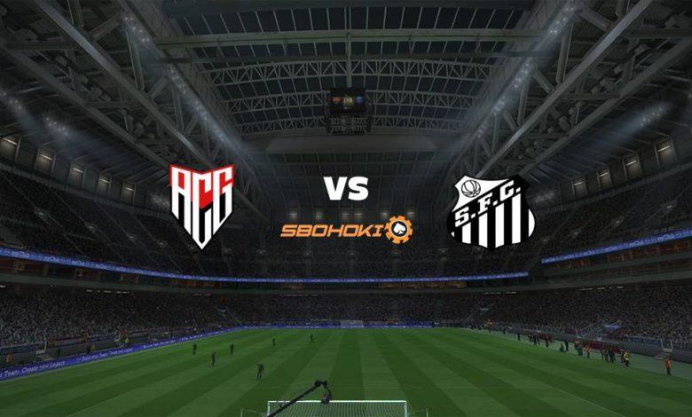 Live Streaming  Atlético-GO vs Santos 7 Februari 2021 1