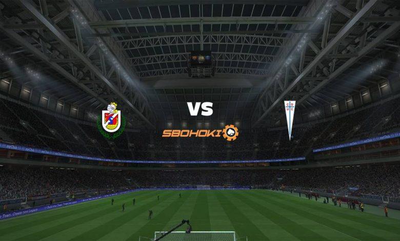 Live Streaming  La Serena vs Universidad Católica 5 Februari 2021 1