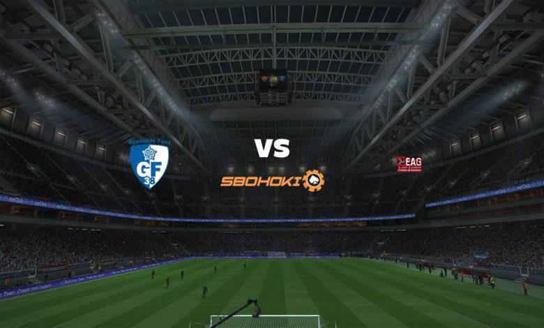 Live Streaming  Grenoble vs Guingamp 2 Februari 2021 1