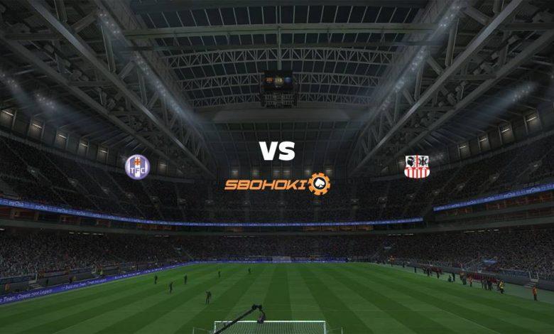Live Streaming  Toulouse vs AC Ajaccio 15 Februari 2021 1