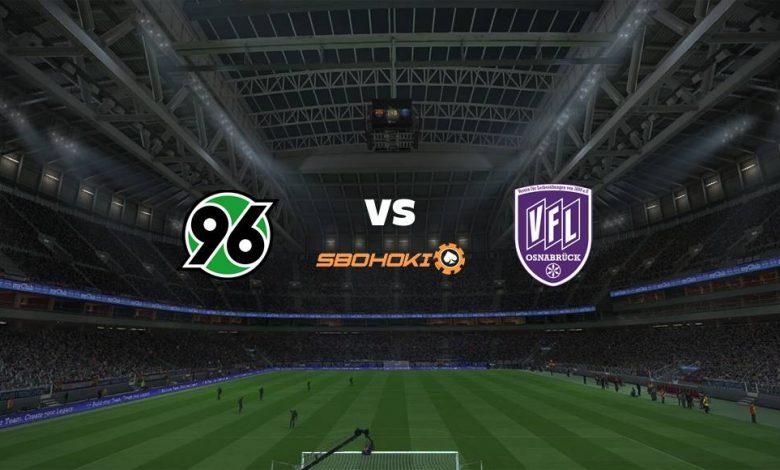 Live Streaming  Hannover 96 vs VfL Osnabruck 1 Februari 2021 1