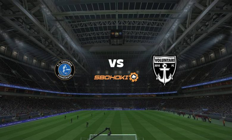 Live Streaming Viitorul Constanta vs Voluntari 8 Februari 2021 1