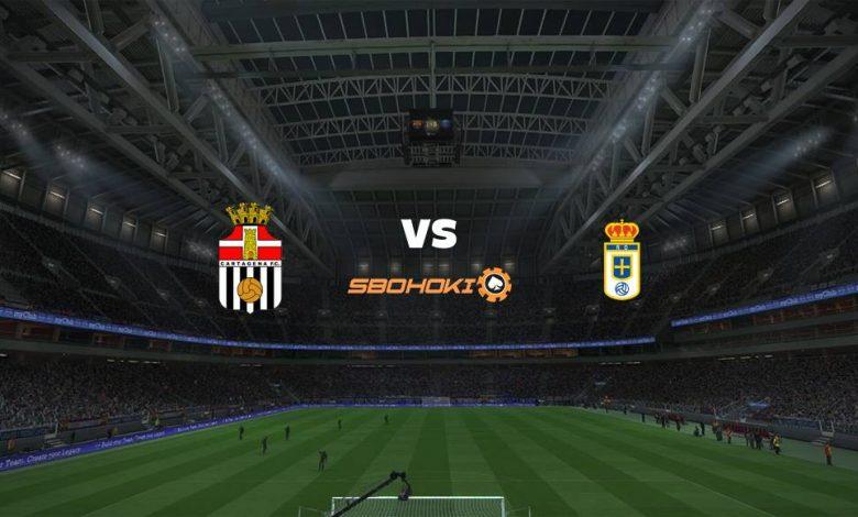 Live Streaming  FC Cartagena vs Real Oviedo 6 Februari 2021 1