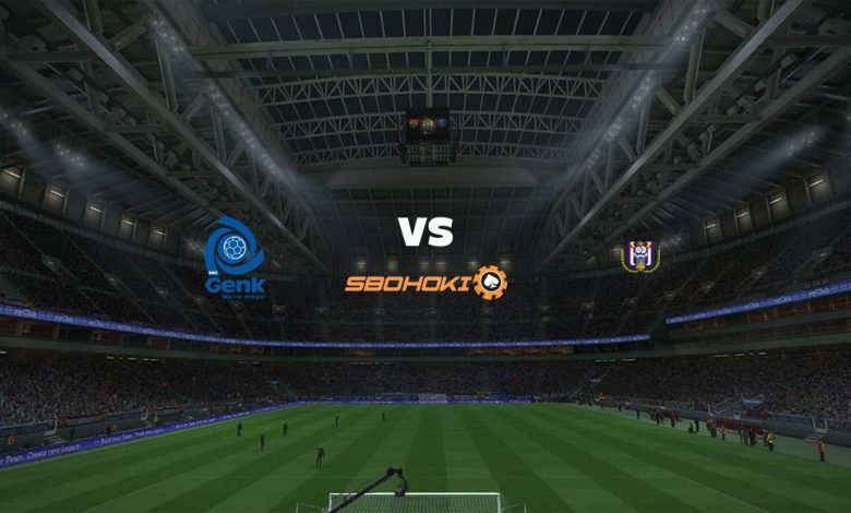 Live Streaming  Racing Genk vs Anderlecht 7 Februari 2021 1