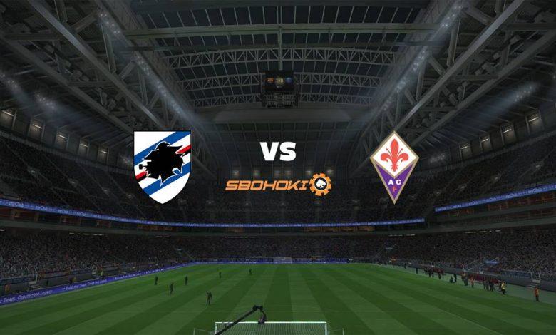 Live Streaming  Sampdoria vs Fiorentina 14 Februari 2021 1