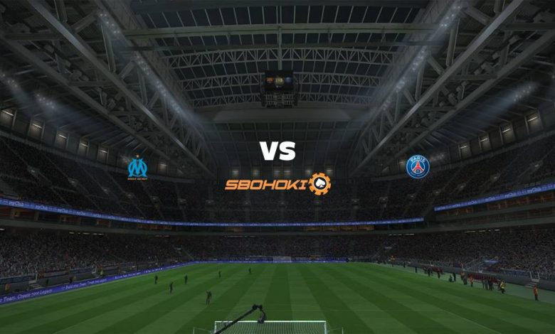 Live Streaming  Marseille vs Paris Saint-Germain 7 Februari 2021 1