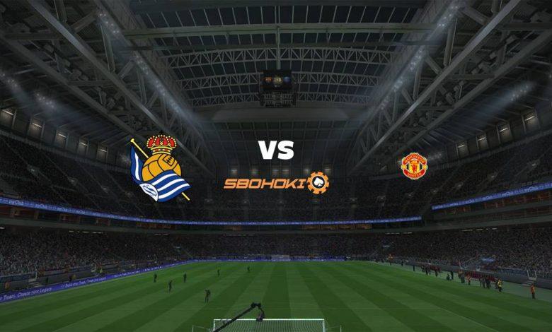 Live Streaming  Real Sociedad vs Manchester United 18 Februari 2021 1
