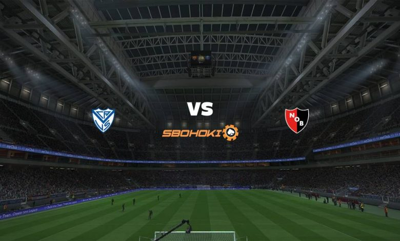 Live Streaming  Vélez Sarsfield vs Newell's Old Boys 13 Februari 2021 1