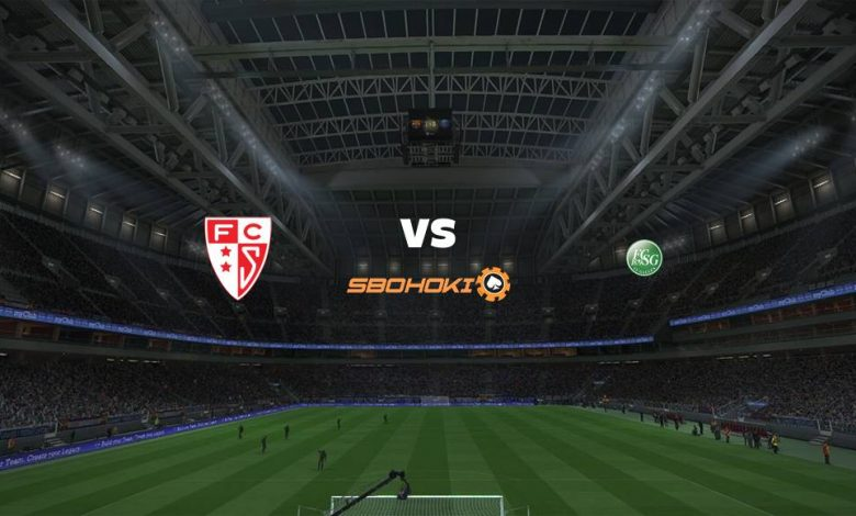 Live Streaming  FC Sion vs St Gallen 13 Februari 2021 1