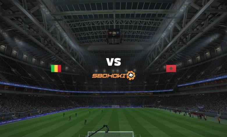 Live Streaming Mali vs Morocco 7 Februari 2021 1