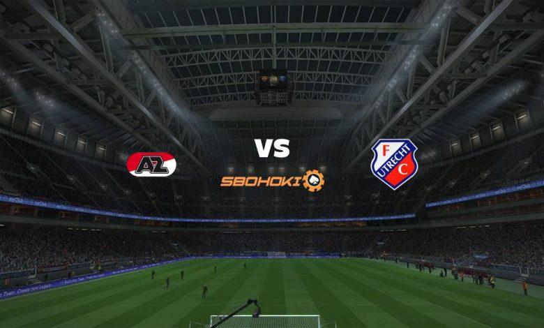 Live Streaming Jong AZ vs Jong FC Utrecht 12 Februari 2021 1