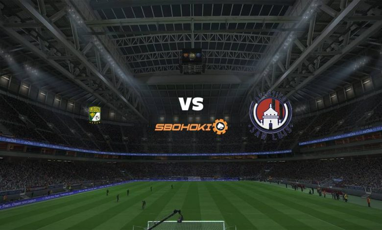 Live Streaming  León vs Atlético San Luis 2 Februari 2021 1