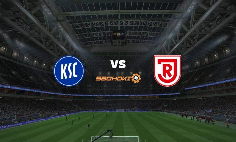 Live Streaming Karlsruher SC vs SSV Jahn Regensburg 7 Februari 2021 1