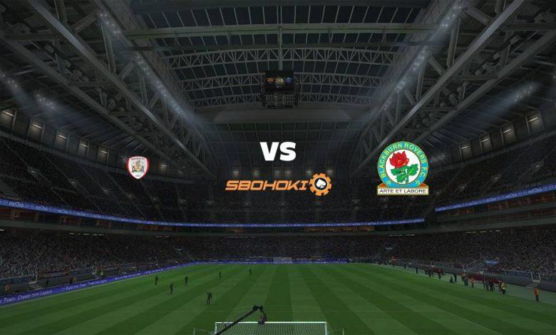 Live Streaming Barnsley vs Blackburn Rovers 17 Februari 2021 1