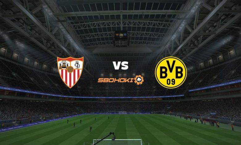 Live Streaming Sevilla vs Borussia Dortmund 17 Februari 2021 1