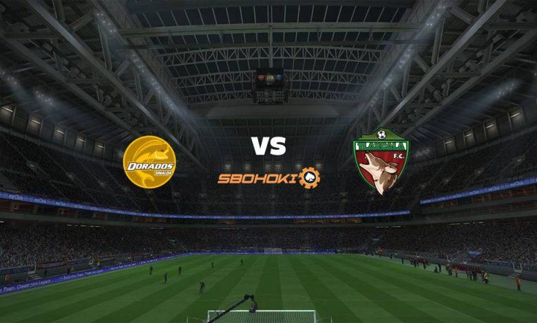 Live Streaming Dorados de Sinaloa vs Tlaxcala FC 18 Februari 2021 1