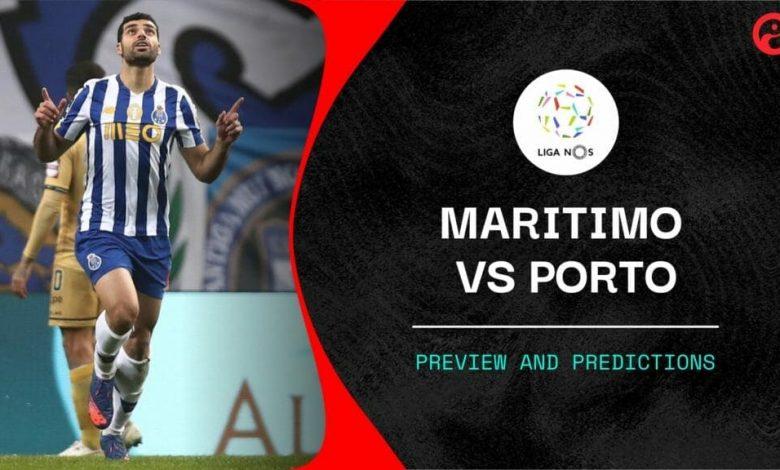 Prediksi Sepakbola: Maritimo vs FC Porto 1
