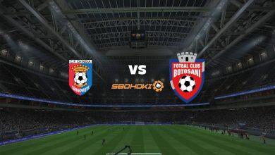 Photo of Live Streaming  Chindia Targoviste vs FC Botosani 4 Februari 2021